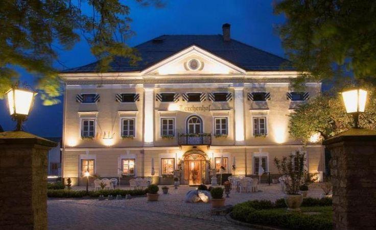 Biedermeier Schlössl Lerchenhof, a Mansion property, located in Carinthia, Austria  http://www.historichotelsofeurope.com/property-details.html/biedermeier-schlossl-lerchenhof