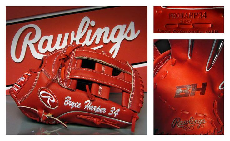 Check out this Rawlings glove option Bryce Harper is considering for 2014.
