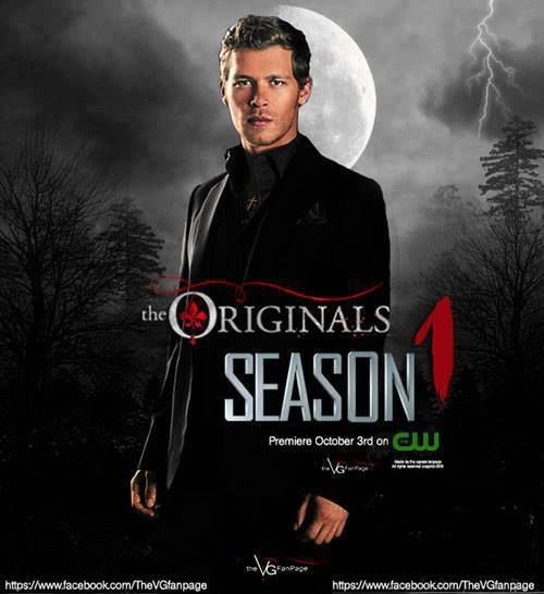 the oroginals season 1.  Can't wait! the cw