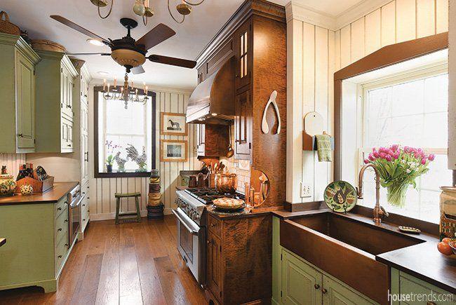Countertop options make a kitchen unique