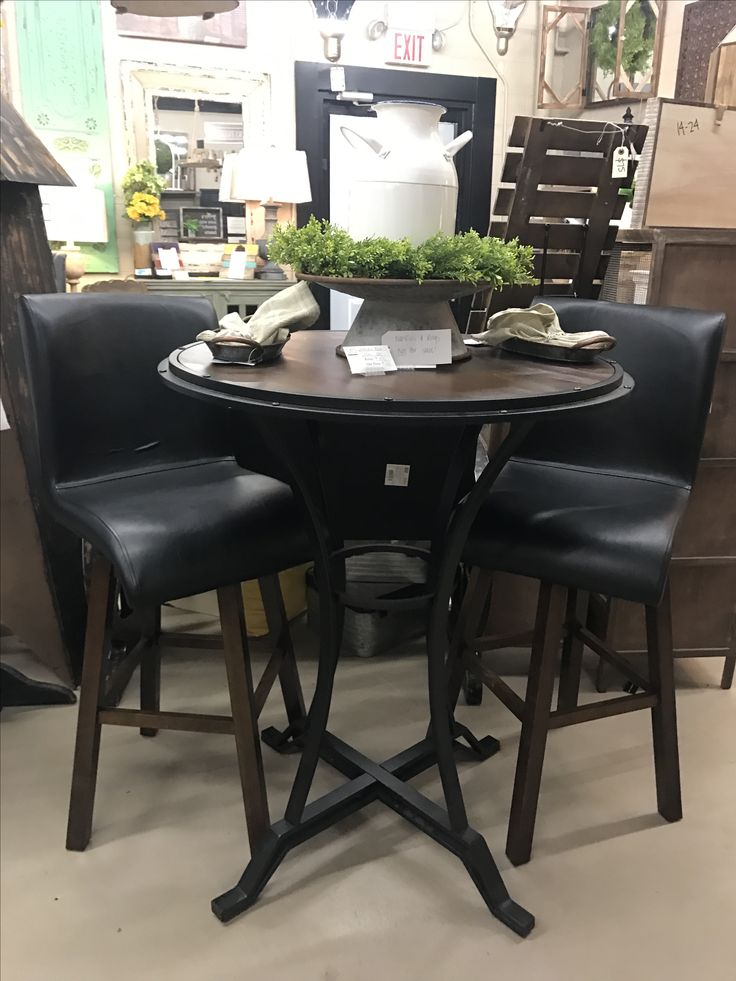 kitchen tables for small spaces high top