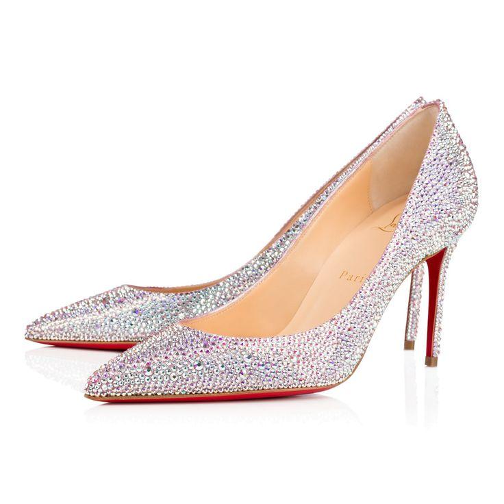 Shoes - Decollete 554 Strass - Christian Louboutin $2995.00