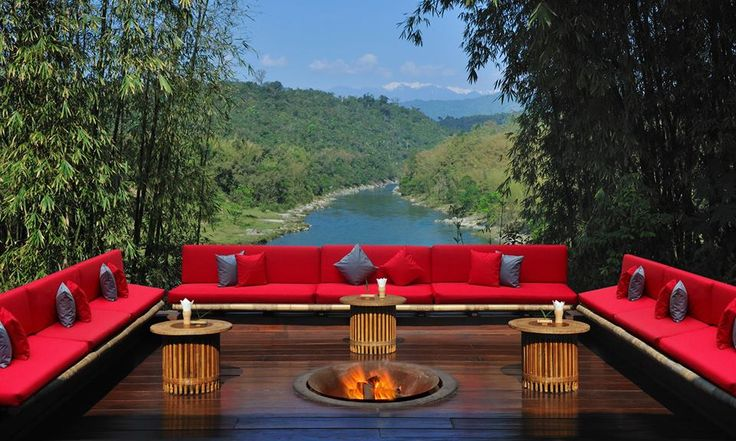 Malikha Lodge Hotel in Putao, Myanmar. #adventure #lodge #himalayan