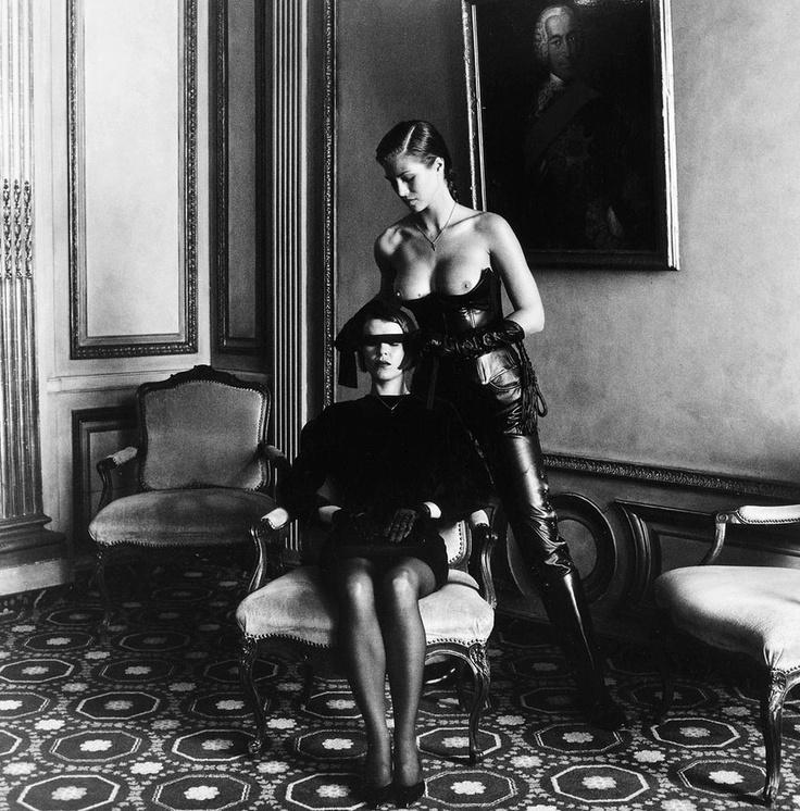 Helmut newton female erotic