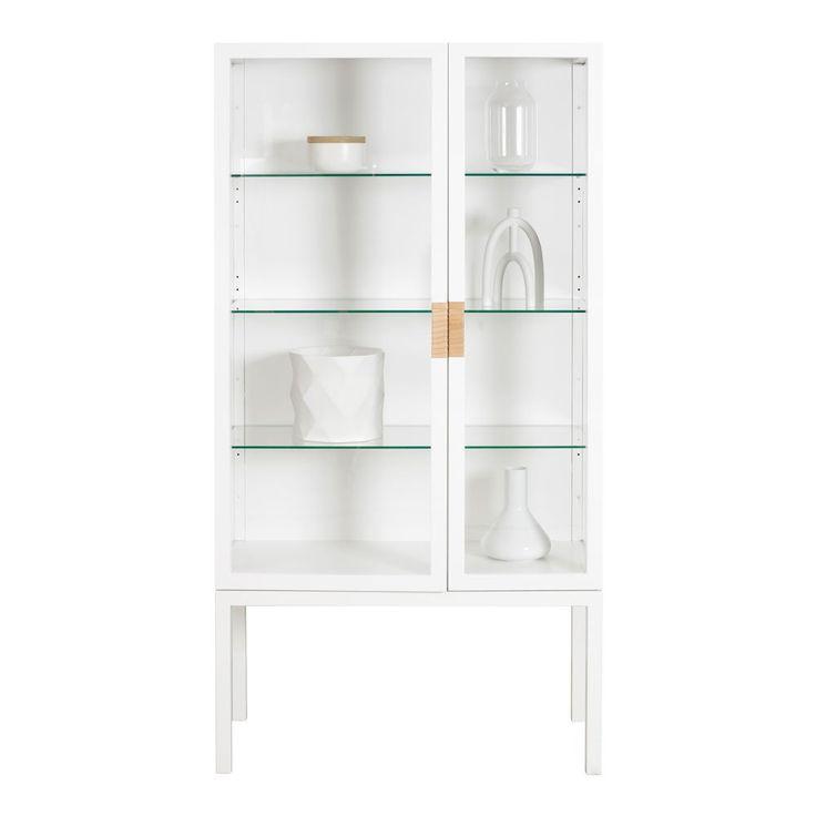 Frame Cabinet Vitrinskåp | Asplund | Länna Möbler | Handla online