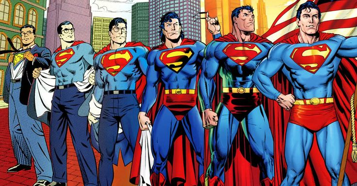Man of Steel Rebirth: Your Guide to the New (Old) Superman