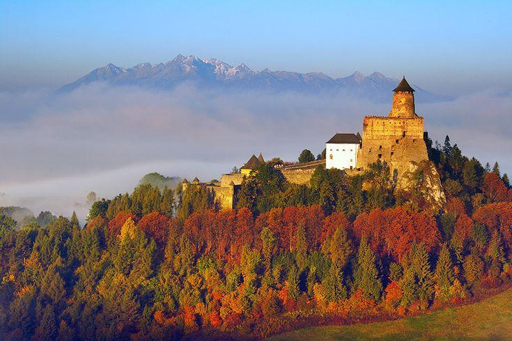 Stara Lubovna Castle - Stara Lubovna, Presovsky