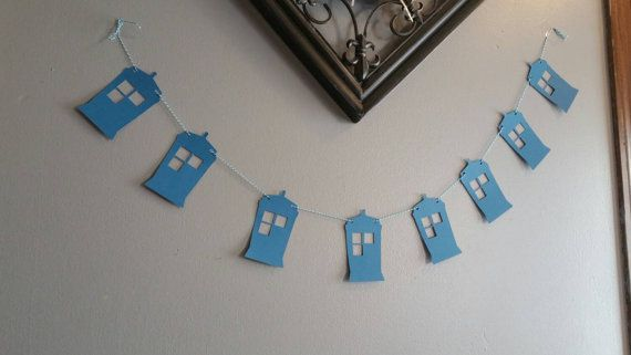 Hey, I found this really awesome Etsy listing at https://www.etsy.com/listing/257780670/dr-who-decorations-dr-who-banner-tardis
