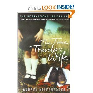 The Time Traveler's Wife by Audrey Niffenegger. I love, love this. Romance & punk rock librarians & time travel! Another winning book club choice.