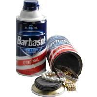Can Safe - Barbasol Shaving Cream