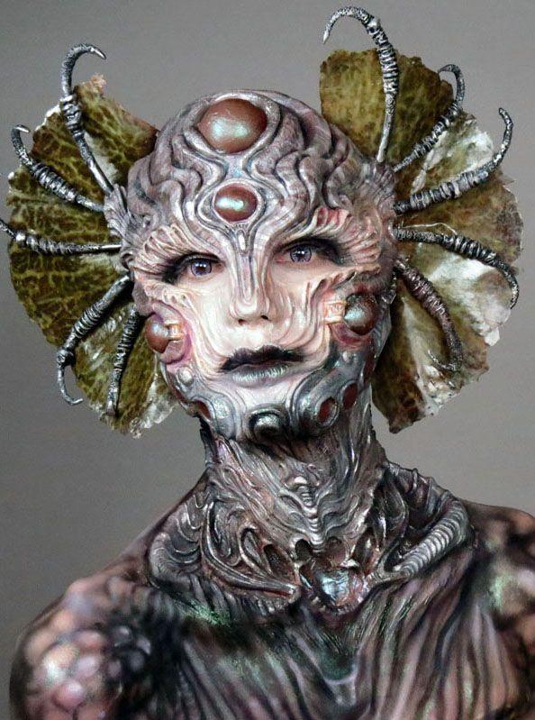 Galilea The Alien Queen of Europa