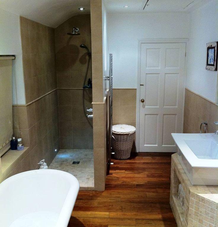 Small Walk In Shower Bathroom Badezimmer Pinterest