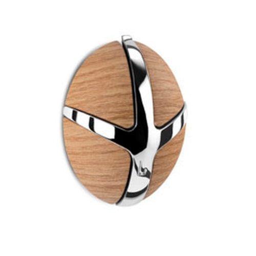 Spinder Design Tick Kapstok met Metalen Haak - Lichtbruin