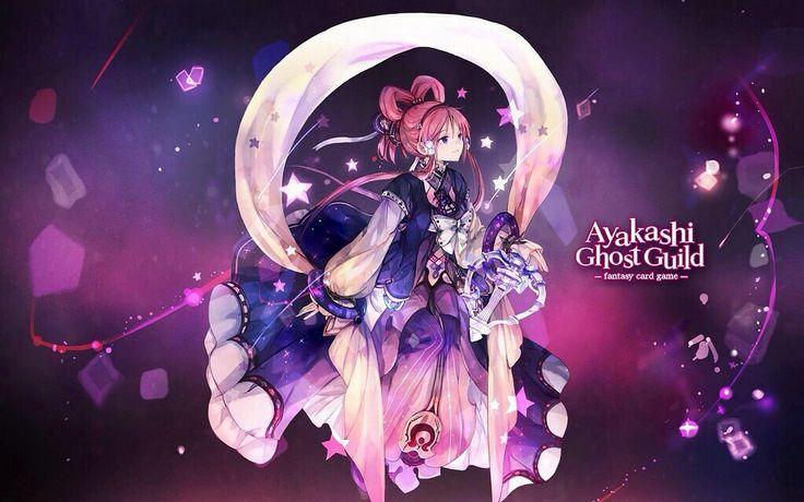 """""""Ayakashi Ghost Guild"""", una serie di carte magiche molto interessanti e divertenti, stile anime."""