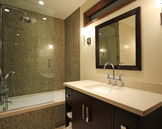 For layout of tub/shower - Shower Bathtub Combo Design, Pictures, Remodel, Decor and Ideas - page 9