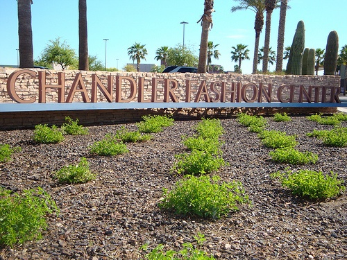 CHANDLER FASHION MALL - Located only 15 minutes away from our condos.  Great Shopping & Great Restaurants