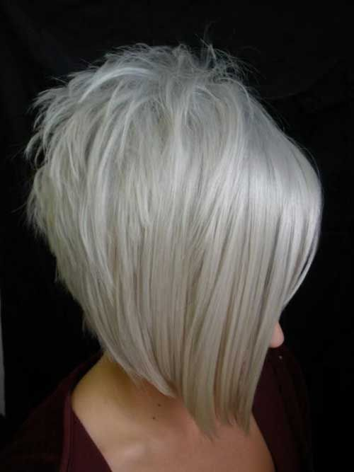 Edgy Platinum Blonde Bob Hair. Wow love this hopefully will have this tomoz