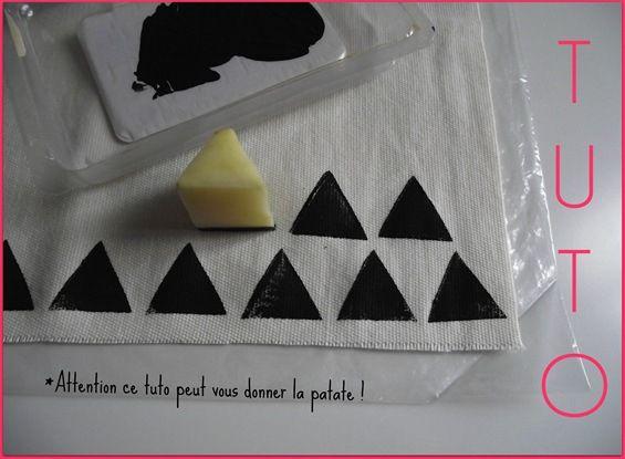 les 25 meilleures id es de la cat gorie peinture sur tissu sur pinterest peinture sur tissu. Black Bedroom Furniture Sets. Home Design Ideas