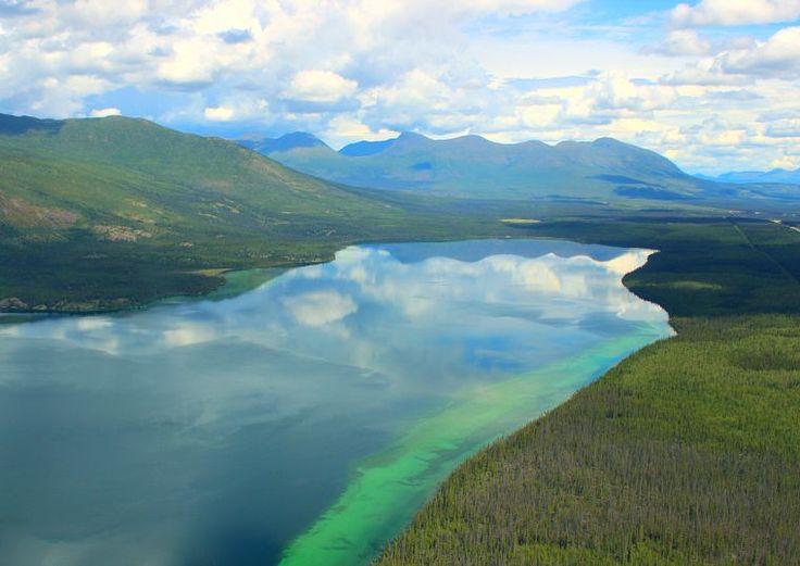 Haines Junction, Yukon kluane glacier