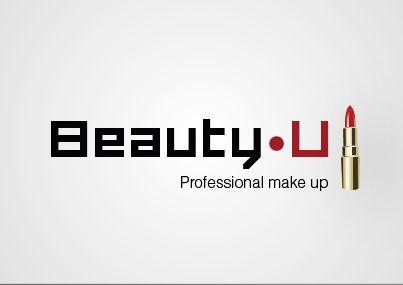 Diseño logotipo Beauty-u. Realizado por NeoAttack