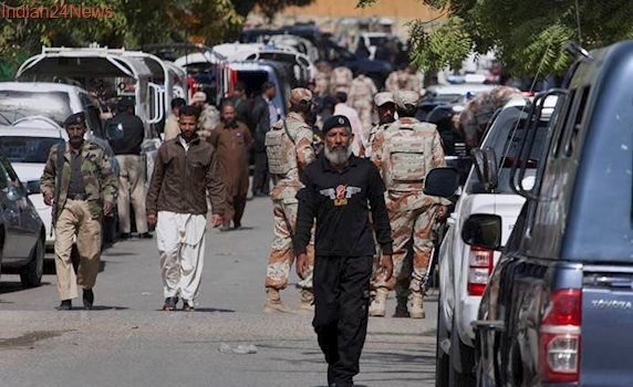 5 militants killed in military operations in Pakistan's Punjab