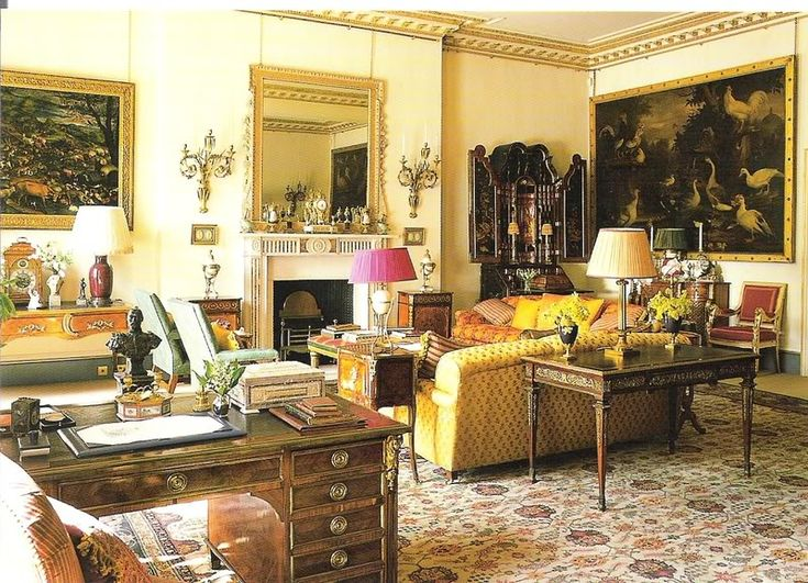 67 best clarence house images on pinterest clarence for Garden rooms london