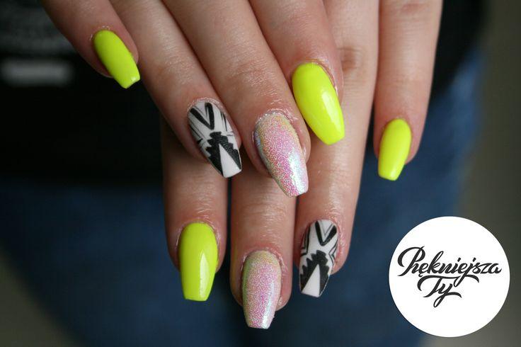 #paznokcie #żele #skierniewice #przedłużanie paznokci