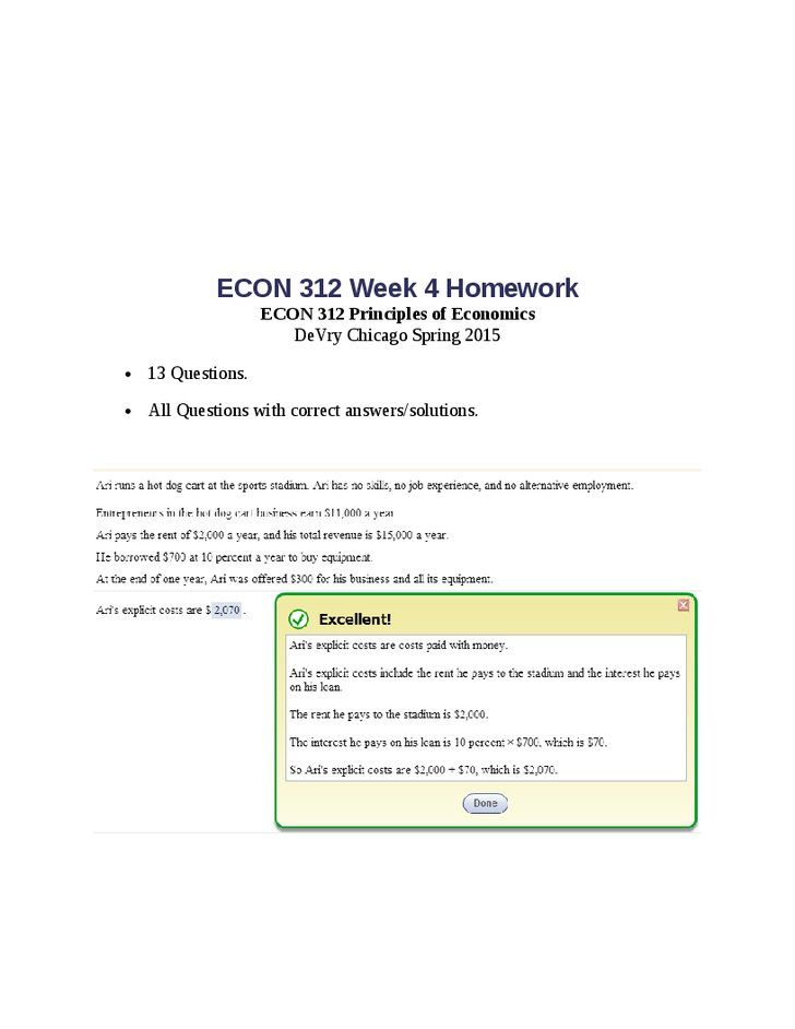 econ 312 Econ 312 final this is a preview content a premier membership is required to view full answers view answers exhibit 12-1 the required reserve ratio is a 010.