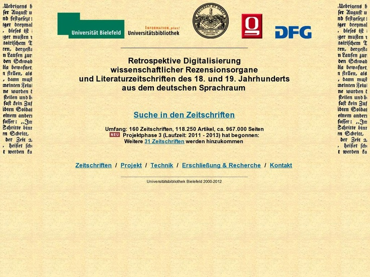 The website 'http://www.ub.uni-bielefeld.de/diglib/aufklaerung/index.htm' courtesy of Pinstamatic (http://pinstamatic.com)