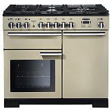 Buy Rangemaster Professional Deluxe 100 Dual Fuel Range Cooker Online at johnlewis.com