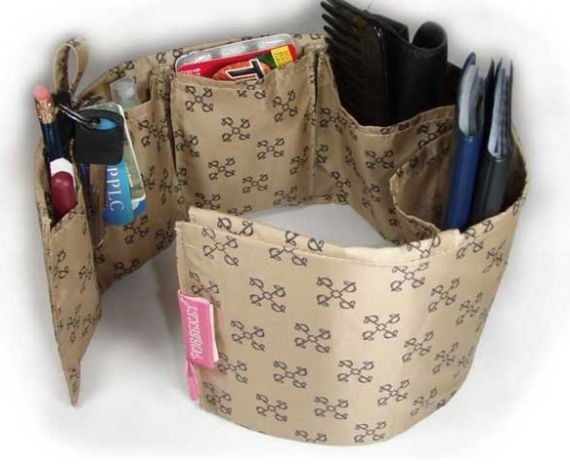 purse bling organizer