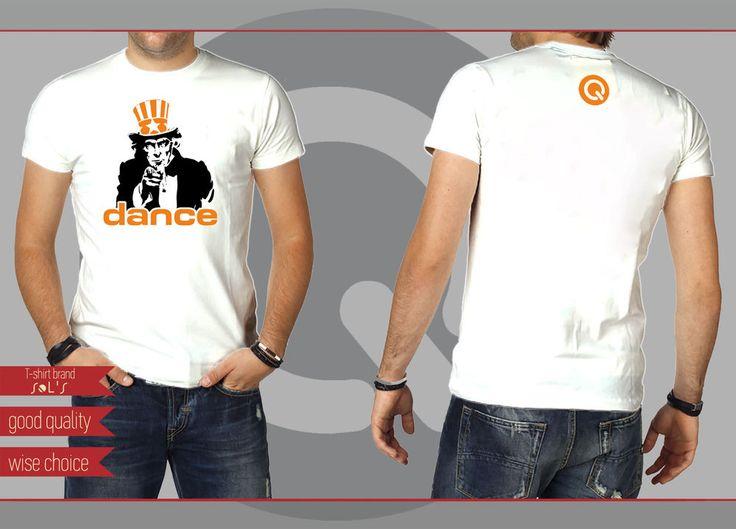 Q-DANCE HARDCORE HARDSTYLE FESTIVALS T-shirt White Size: XS - XXL (QD622) #SOLS…