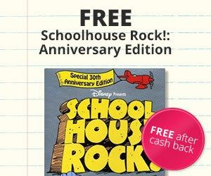 School House Rock DVD Freebie March 30- April 4th - http://supersavingsman.com/school-house-rock-dvd-freebie-march-30-april-4th/