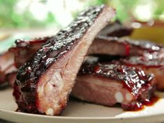 Get this all-star, easy-to-follow BBQ Ribs with Root Beer BBQ Sauce recipe from Bobby Flay