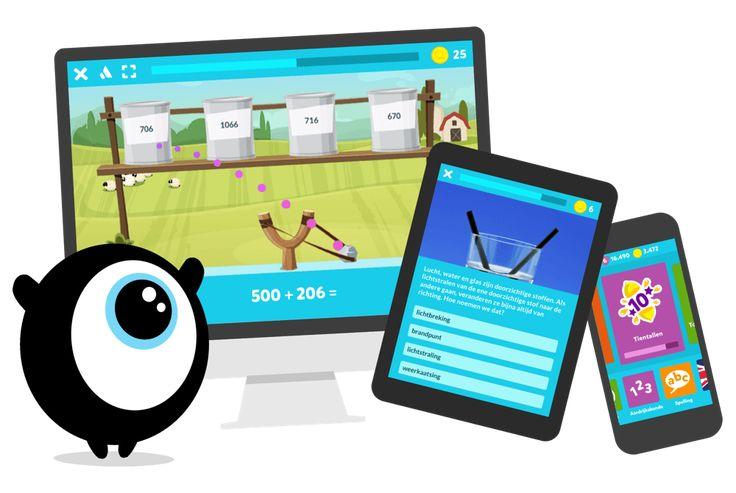 Het leukste online oefenprogramma voor kinderen in groep 1 t/m 8. Speel met Squla thuis de lesstof van school met ruim 70.000 quizvragen en games!