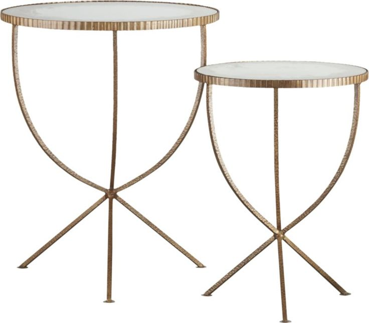 Jules Accent Table   Crate And Barrel.
