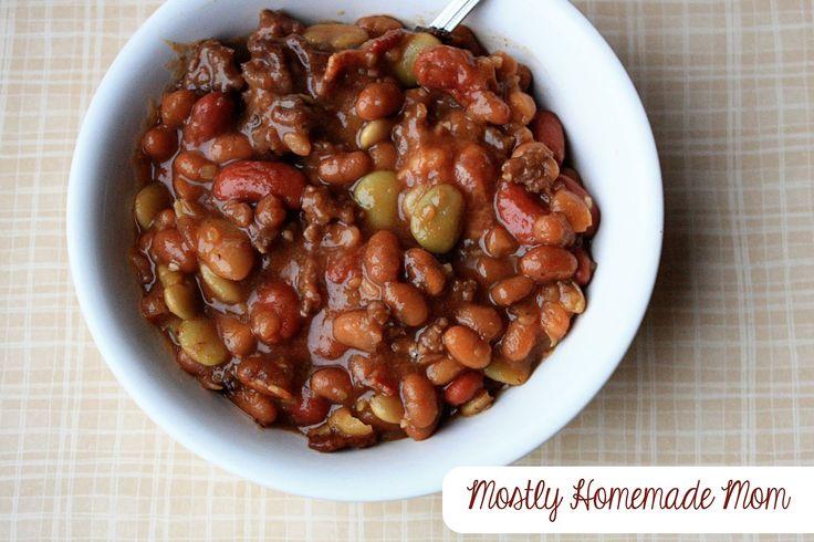 Mais de 1000 ideias sobre Calico Baked Beans no Pinterest