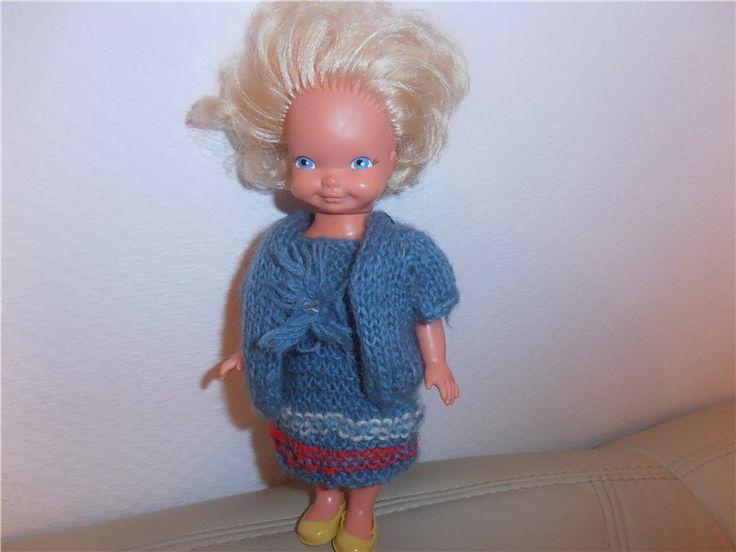 Куколка VEB Ziegelwerke Zehdenick,Betriebsteil Steinzeug Görzke,ГДР / Куклы детства / Шопик. Продать купить куклу / Бэйбики. Куклы фото. Одежда для кукол