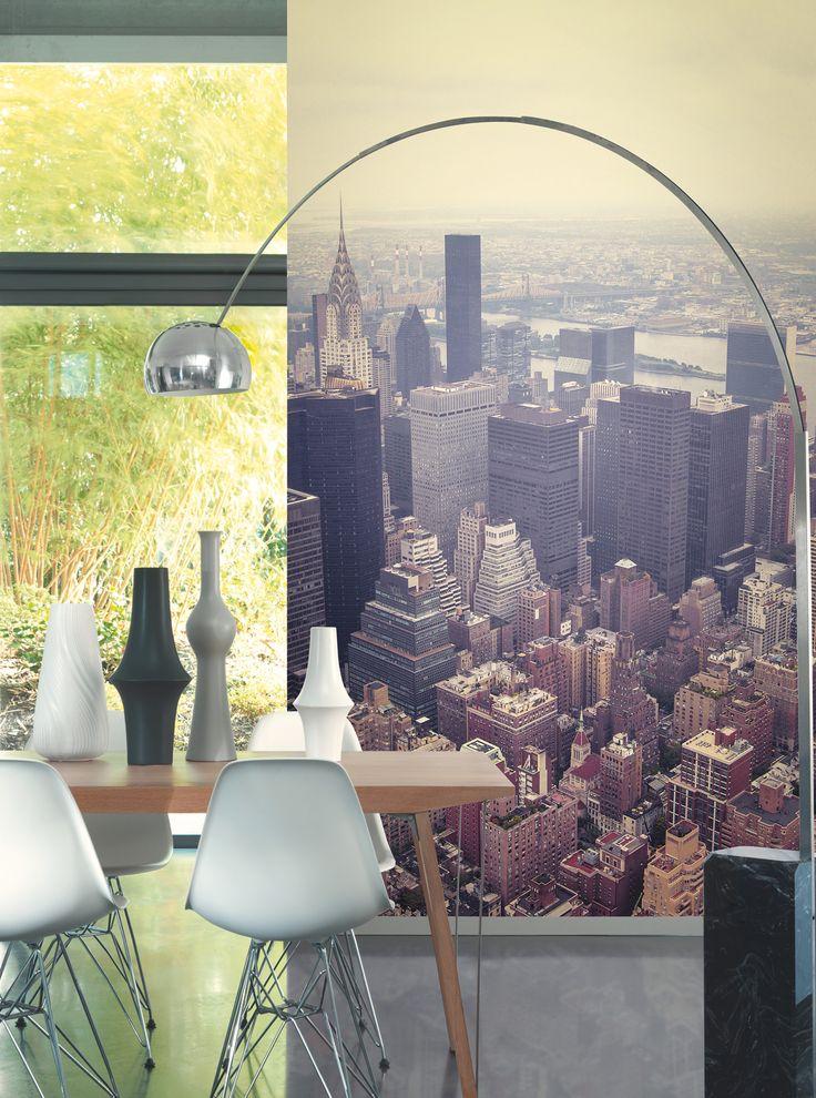 Collection so wall 2 papier peint trompe l 39 oeil photo for Trompe l oeil interieur