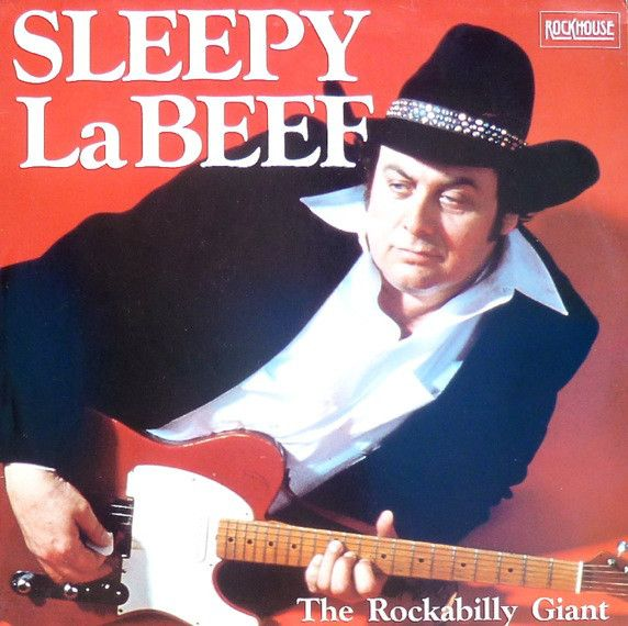 Sleepy Labeef The Rockabilly Giant Vinyl Lp Album At Discogs Rockabilly Sleepy Giants
