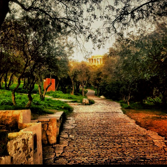 ....to Acropolis, Atnens... (by Onur Varol)