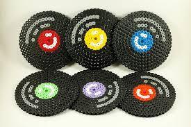 Resultado de imagen de posavasos hama beads