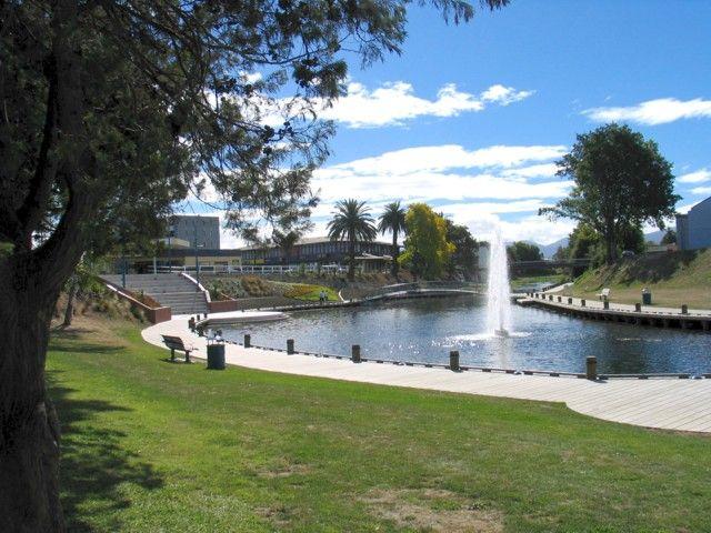 My hometown!  Blenheim, New Zealand