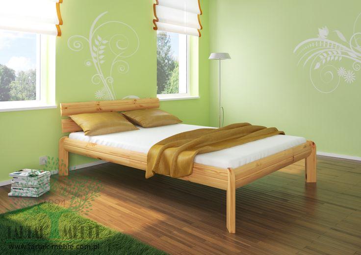Łóżko sosnowe Lucca powstawało z myślą o standardowych pokojach hotelowych, gdzie liczy się klasyczna prostota w połączeniu z wytrzymałością i ekonomiczną ceną. Te same kryteria sprawdzą się też w każdym domu, gdzie szuka się trwałego łóżka w niewygórowanej cenie. #łóżko #sklep #sosna #producentmebli