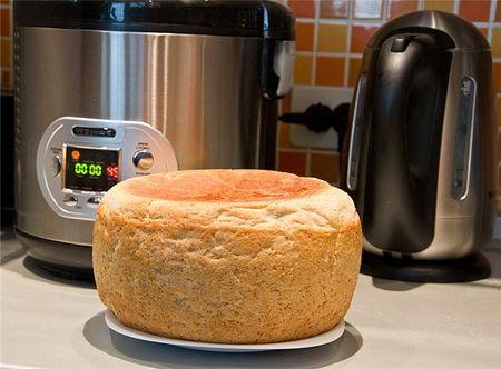 Хлеб в мультиварке - Рецепты хлеба в мультиварке - Как правильно