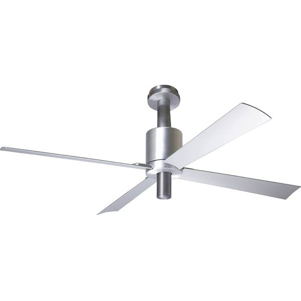 Modern Fan PEN-AA Pensi 50 Inch Aluminum Anthracite Ceiling Fan
