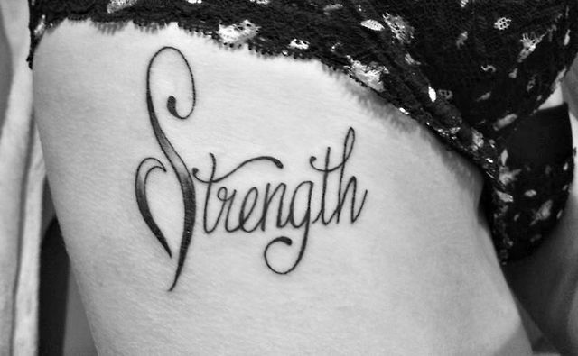 32 best images about survivor tattoo plannin 39 on pinterest for Eating disorder symbol tattoo