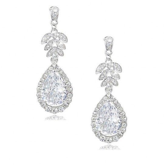 Extrêmement 131 best Bijoux de Mariée - Parure Mariage images on Pinterest  XL87