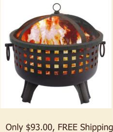 Outdoor fire-pits, Signature Chairs near me, FREE shipping, furniture, home decor