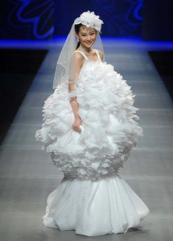 211 best not your mother 39 s wedding dress images on for Should mother in law see wedding dress